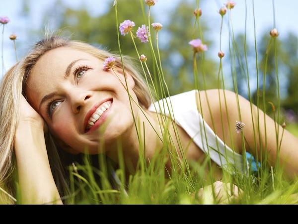 Признаки счастливой женщины